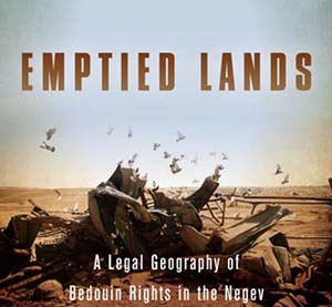 Emptied Lands book cover