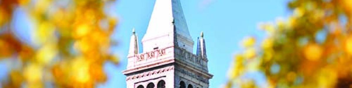 UCB campanile